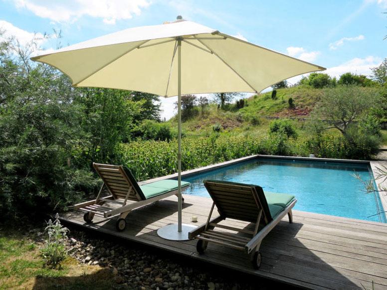 Ferienhaus im Altmühltal - komfortabel ausgestattet mit Pool und Sauna