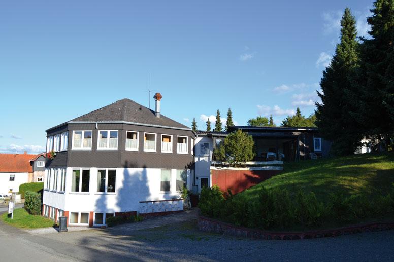 Ferienhaus am Diemelsee