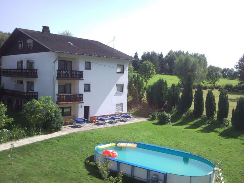 Gruppenhaus Westerwald
