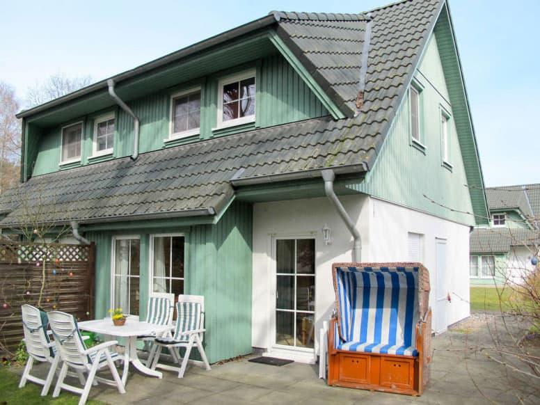 Familien-Ferienhaus Zinnowitz 1,5 km zur Ostsee