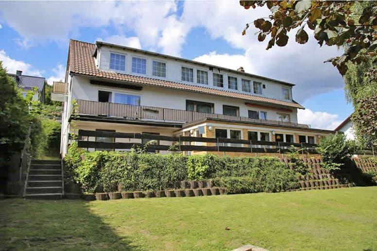 Ferienhaus mit Sauna und 12 Schlafzimmern in Wieda im Harz