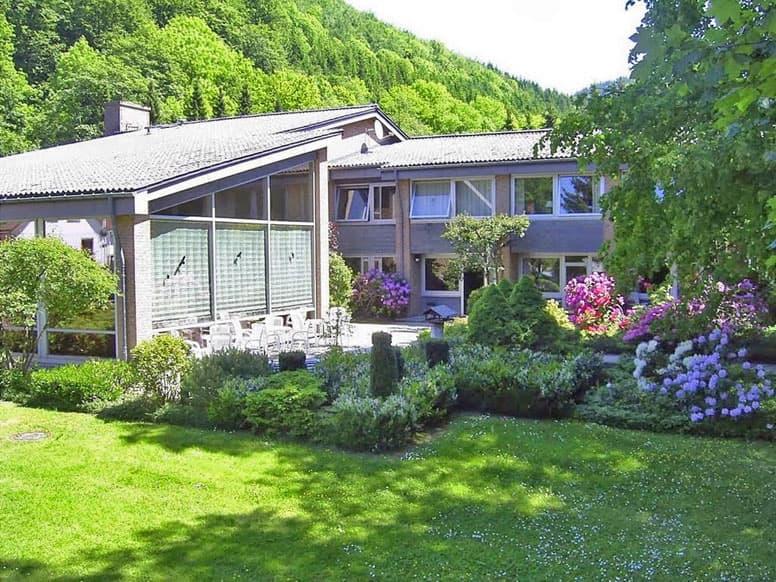 Gruppenhaus Herzberg mit Hotelstandard