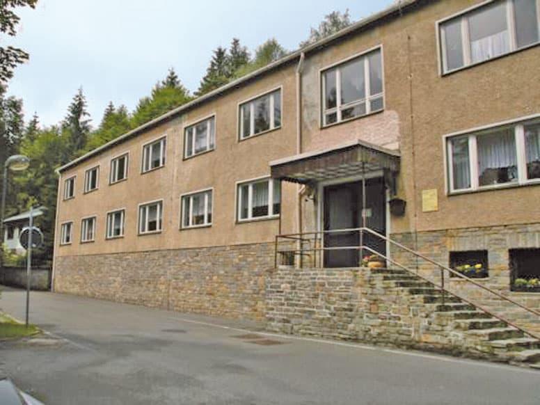 Gruppenhaus Erzgebirge am Ortsrand von Geyer