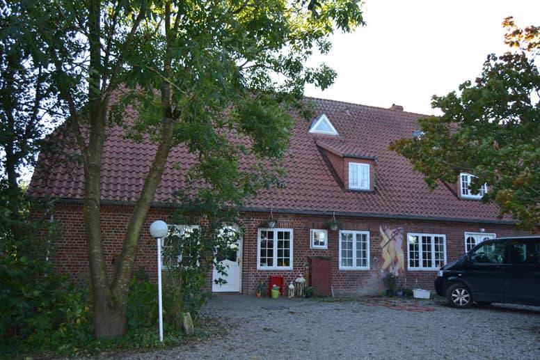 Ferienwohnung für 10 bis 19 Personen an der dänischen Grenze