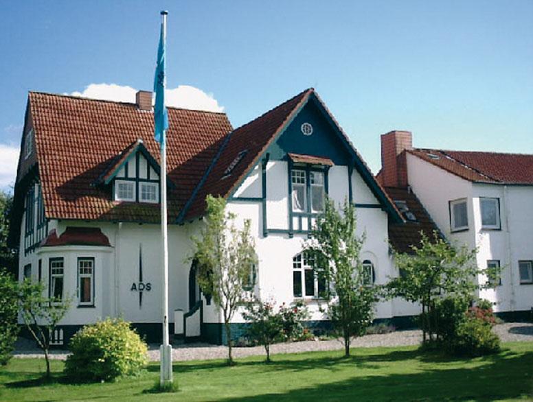 Gruppenhaus Süderbarup - Blick auf das Haus