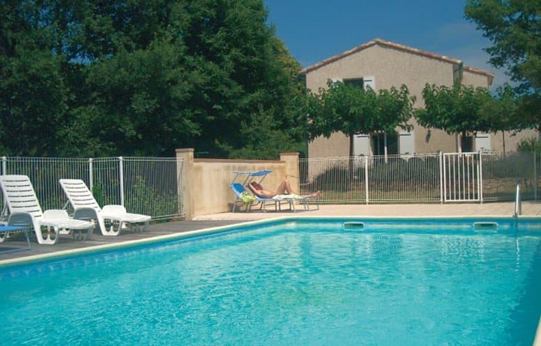 Ferienhäuser Les Vans Mit Pool