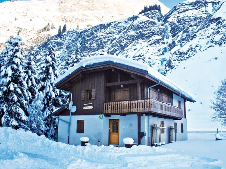 Chalet Champagny mit Sauna - traumhafte Lage im Vanoise-Nationalpark