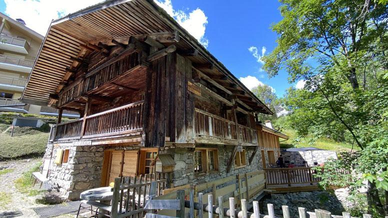 Hütte Le Grand Bornand