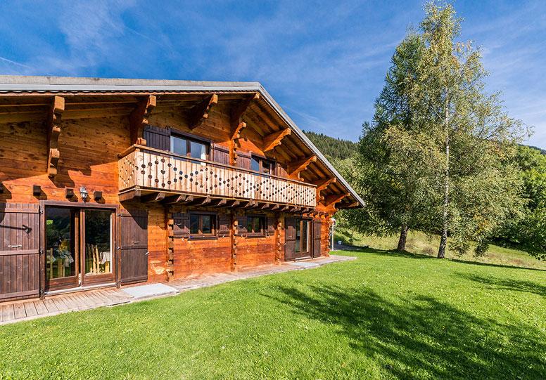 Ferienhaus Chatel - unser Komfortferienhaus in den Portes du Soleil