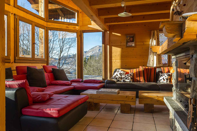 Ferienhaus in chatel for Wohnlandschaft 3 meter