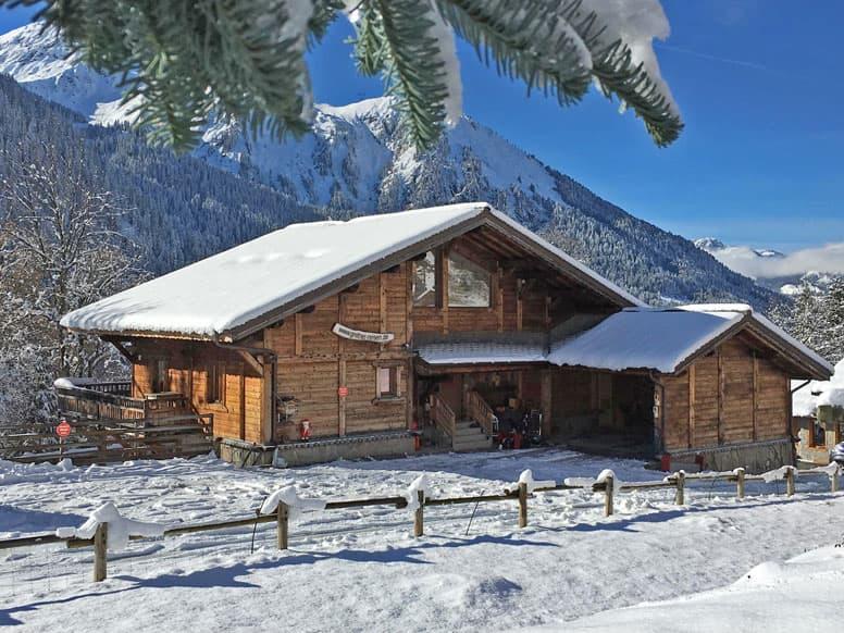 Ferienhaus in Chatel - bester Wohnkomfort in den Portes du Soleil