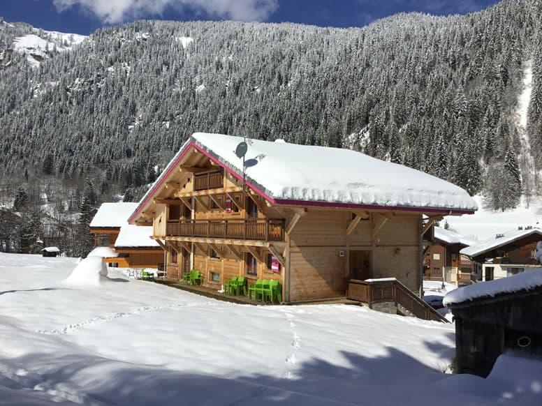 Ferienhaus Chatel-Linga
