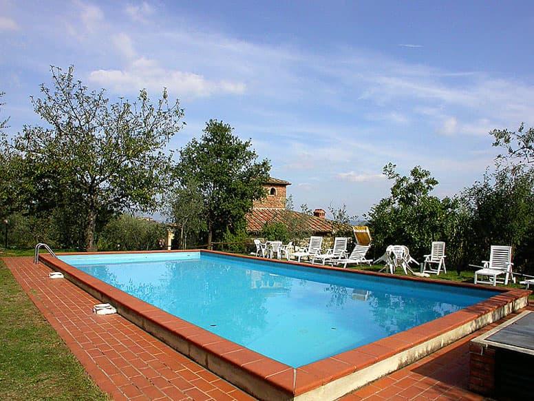 Ferienhaus mit Pool und 11 Schlafzimmern in Montevarchi in Chianti