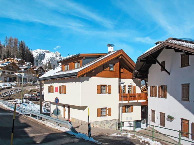 Ferienhaus für 20 Personen im Val di Fassa