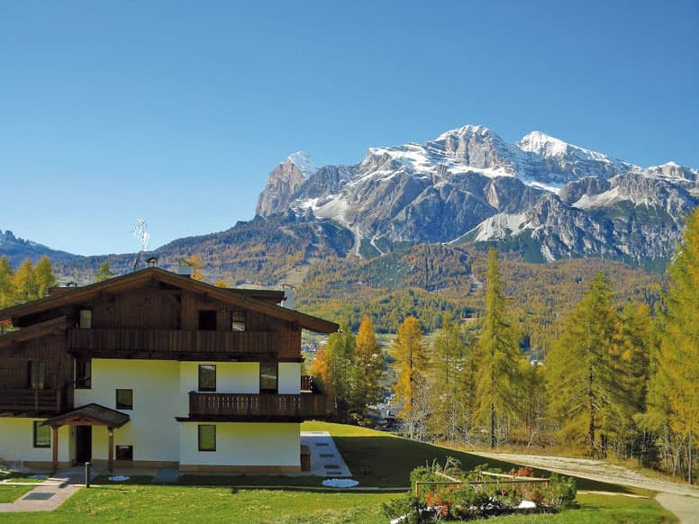 Apartment Cortina d'Ampezzo