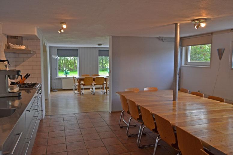 ferienhaus harlingen mit 350 qm wohnfläche - Friesische Küche