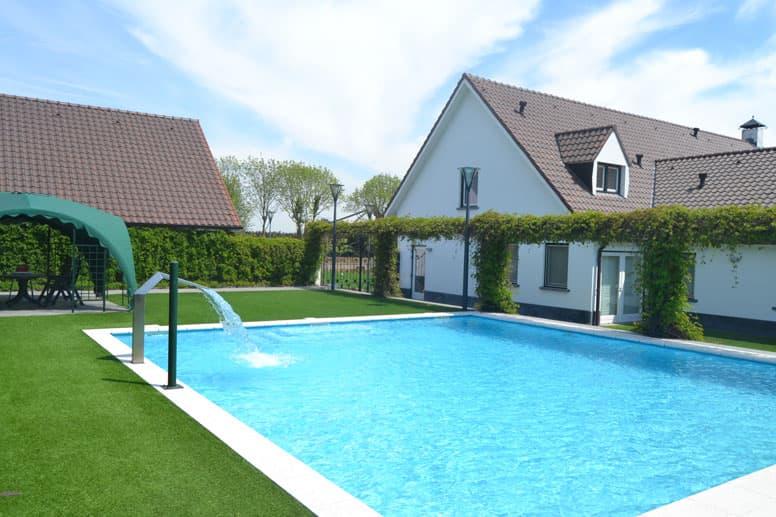 Luxus-Ferienhaus mit Pool und Sauna bei Venlo