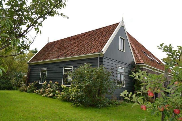 Gepflegtes Ferienhaus zwischen Nordsee und Ijsselmeer