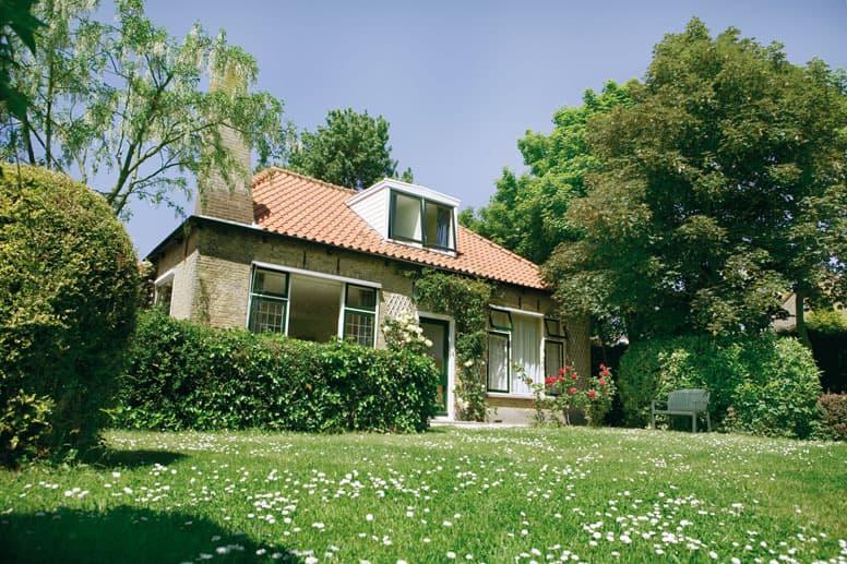 Ferienhaus Ellemeet in meernaher Lage
