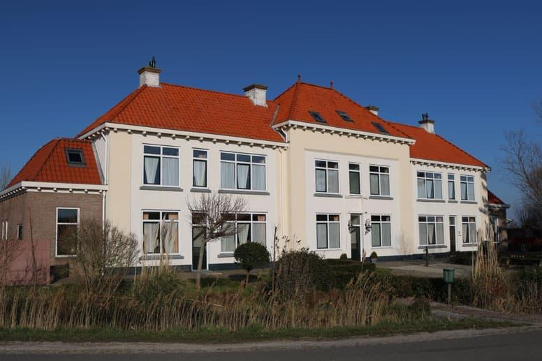 Teilweise rollstuhlgängiges Ferienhaus in Westkapelle an der Nordsee