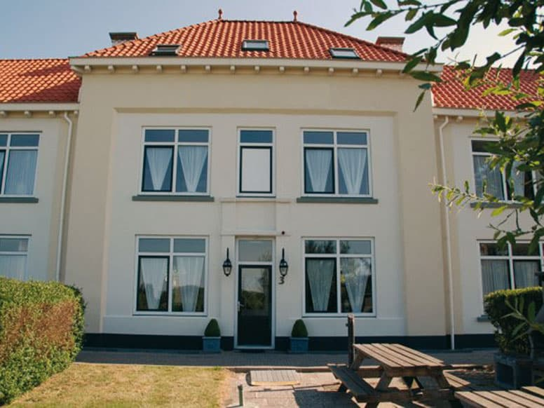 Ferienhaus in Westkapelle 300 m vom Ortszentrum