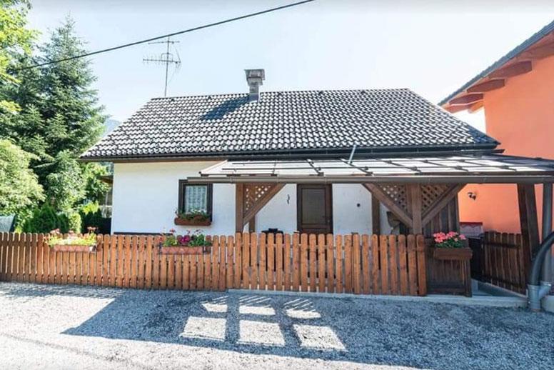 Kleines Ferienhaus direkt an der Talstation