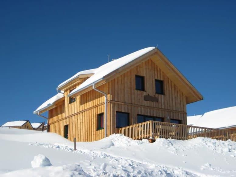 Chalet Klippitztörl mit Sauna und Whirlpool nahe den Skipisten