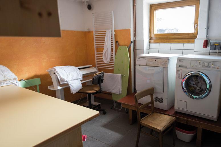 ferienhaus f r gruppen am millst tter see. Black Bedroom Furniture Sets. Home Design Ideas