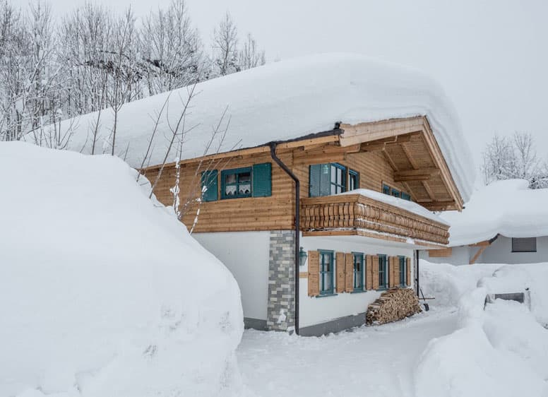 Winteridylle am Chalet Maria Alm ...