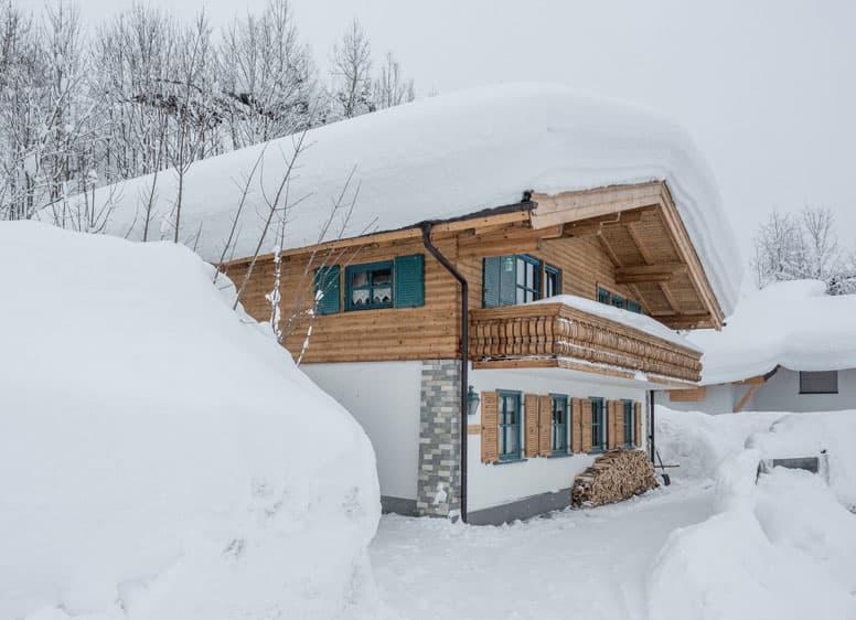 Ferienhaus an der Skipiste Maria Alm
