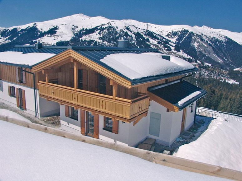 Ferienhaus Silberleiten, komfortabel und nur 200 m zum Skigebiet