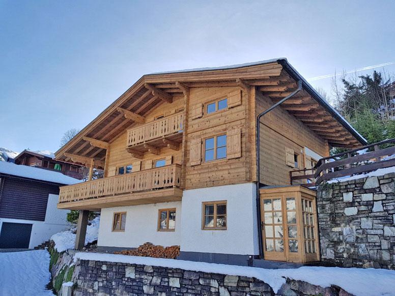 Hütte Maria Alm - komfortabel und hochwertig eingerichtet