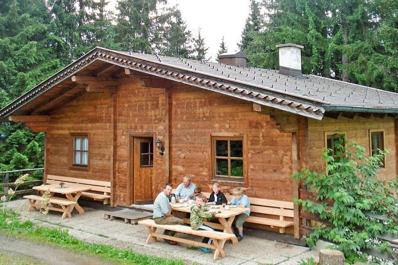 Hütte Flachau