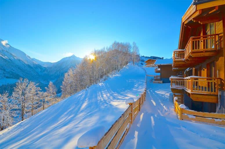 Chalet Kaprun - Kitzsteinhorn Ski in / Ski out