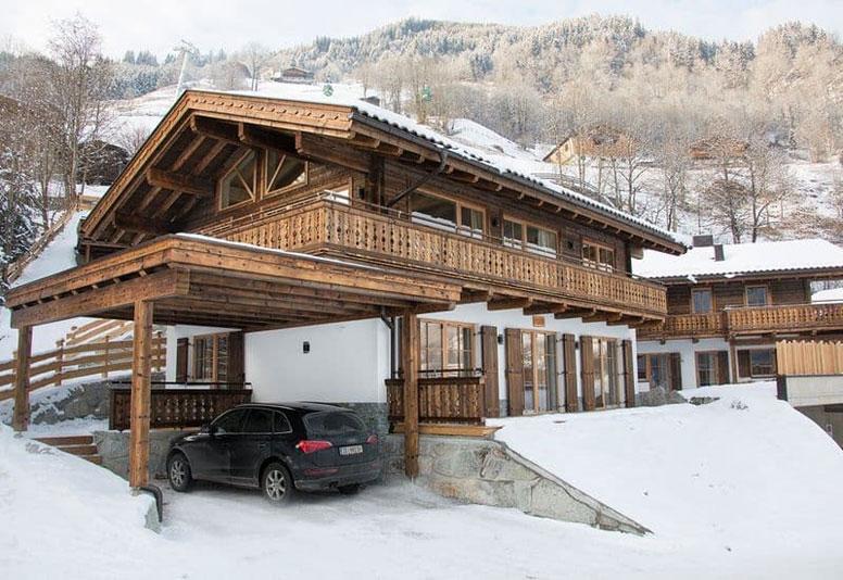 Ferienhaus in Bramberg am Wildkogel - komfortabel und gemütlich