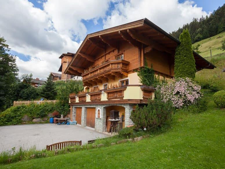 Ferienhaus mit 2 Ferienwohnungen in Bad Hofgastein