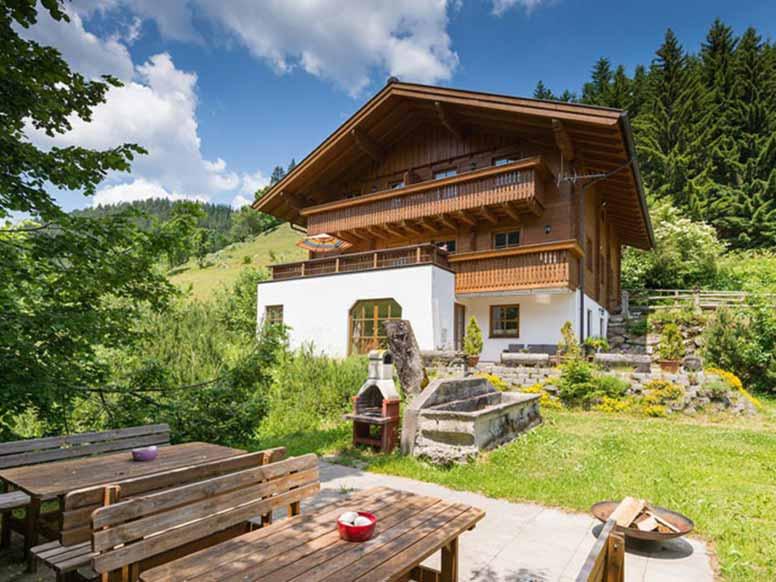 Ferienhaus in Radstadt für den Sommerurlaub