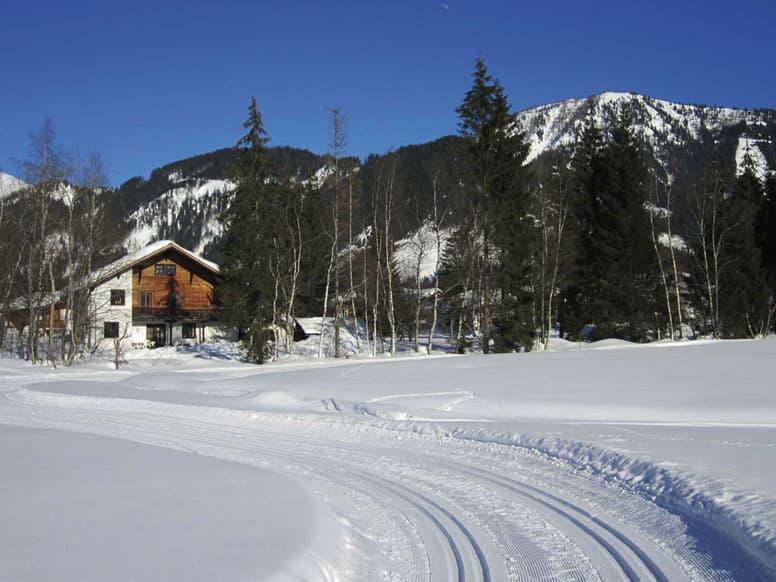 Ferienhaus Werfenweng - nur 350 m zum Skigebiet