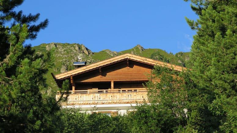 Ski- und Berghütte Hochzillertal