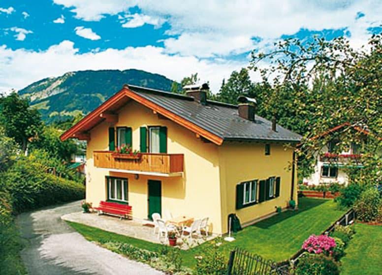 Gemütliches Ferienhaus in Fieberbrunn im Pillerseetal