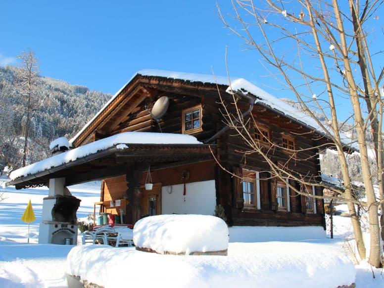 Hütte in Fügen am Fügenberg in herrlich ruhiger Lage