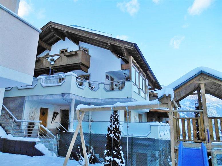 Gemütliche Ferienwohnung in Hippach im beliebten Zillertal