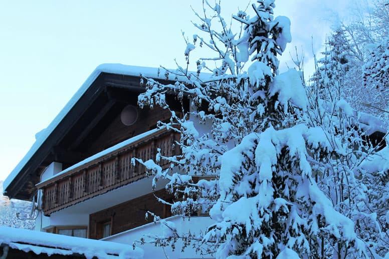 Appartementhaus in Kappl