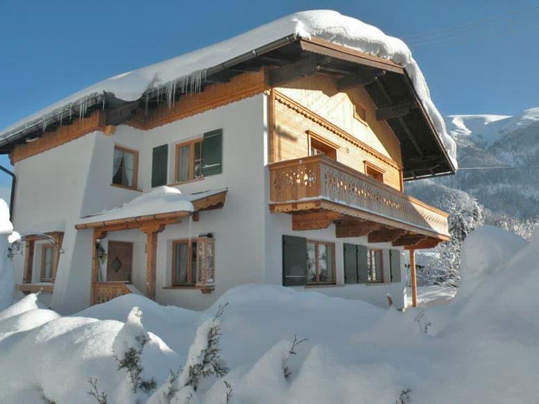 Komfortables Ferienhaus für 10 bis 16 Personen am Achensee