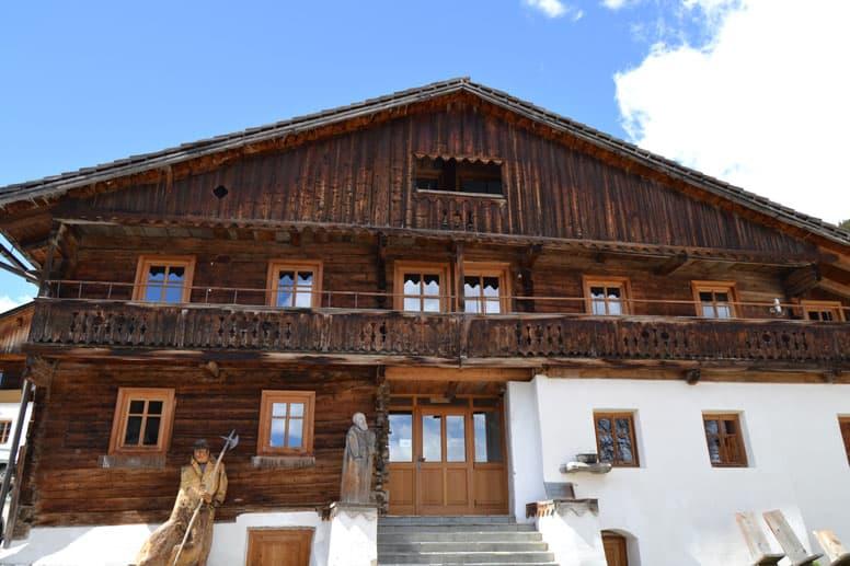Ferienhaus Lesachtal