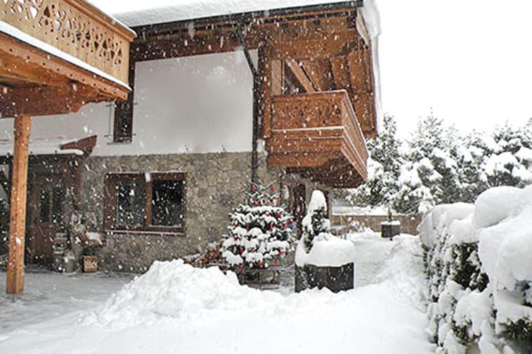 Hochwertiges Chalet in Achenkirch an der Piste