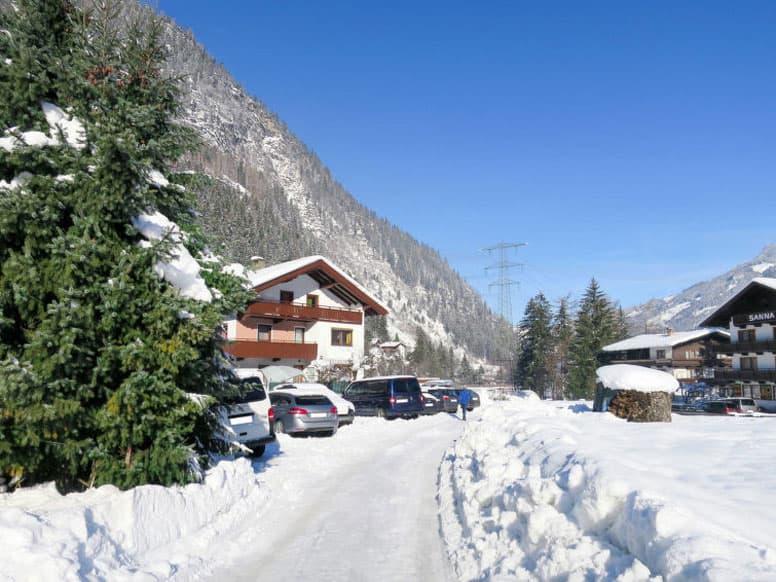 Gruppenhaus mit 16 Schlafzimmern in Mayrhofen