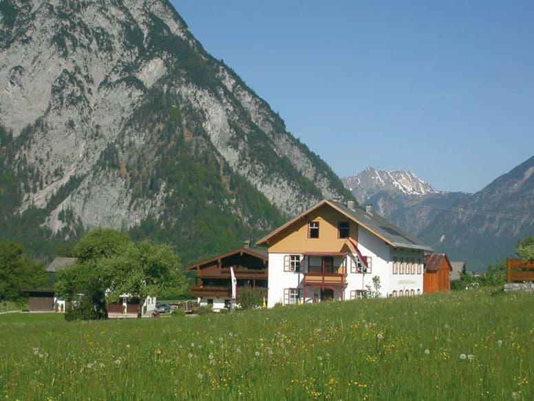 Gruppenhaus Achensee