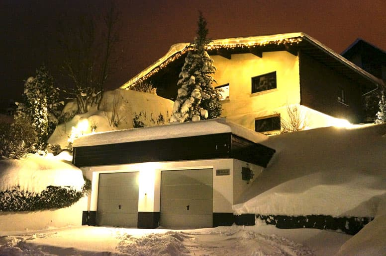 Ferienhaus Golm - Skiurlaub im Montafon