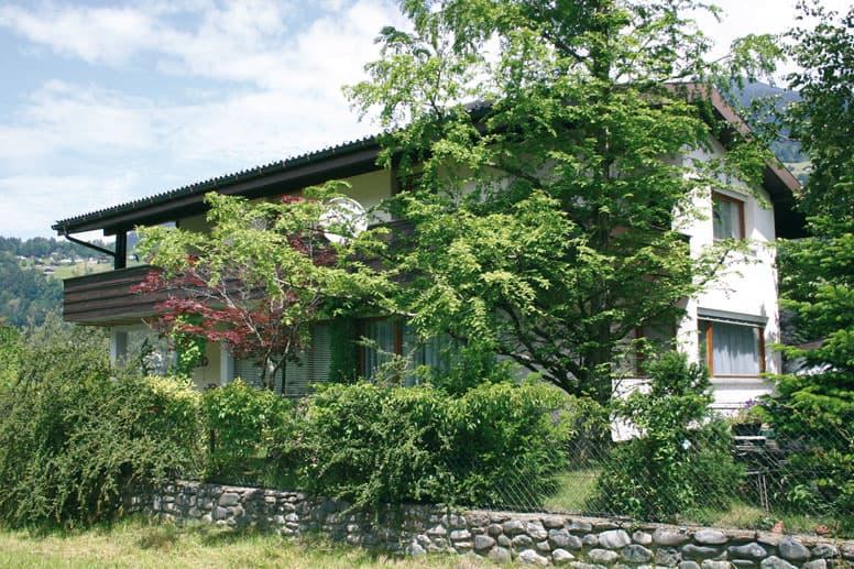 Ferienhaus in Schruns mit Sauna und 5 Schlafzimmern